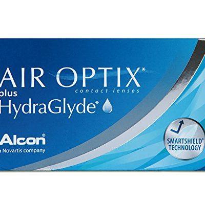 40c21ea140 AirOptix Plus Hydraglyde 10109065 Lentes de Contacto, R 8.6, D 14.2,  Dioptría -09.00-3 Unidades