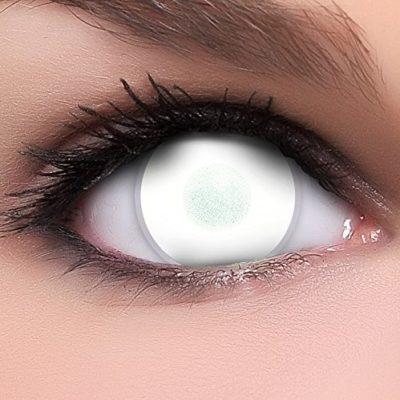 d97e496930 FUNZERA® Lentillas de Colores Dead Zombie + recipiente para lentes de  contacto, sin dioptrías pack de 2 unidades – cómodas y perfectas para  Halloween, ...