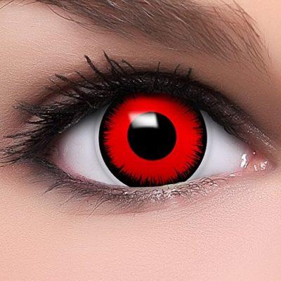 827152d7152eb FUNZERA® Lentillas de Colores Volturi Vampire + recipiente para lentes de  contacto
