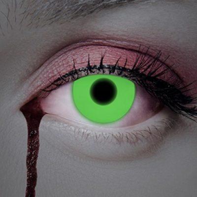 9dfe046f7b8ad UV Lentes de contacto coloreadas Grashopper de Aricona – que cubren las lentes  años para los ojos oscuros y claros